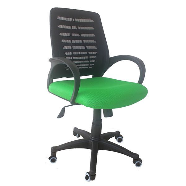 Secretary-Office-Chair-2201B-Green